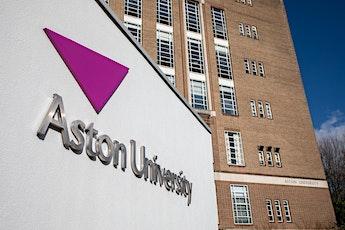 Aston University Campus Tours tickets