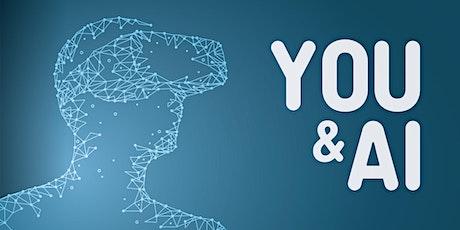 OPEN NIGHT - Inaugurazione progetto YOU&AI biglietti