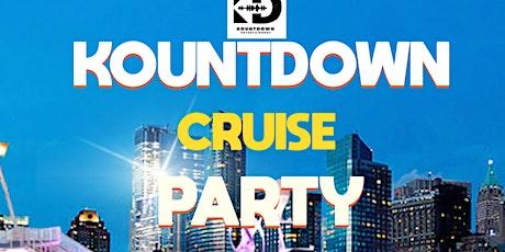 Kountdown Cruise Party tickets