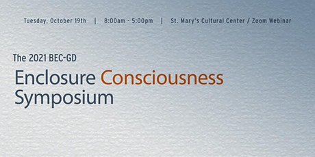 BEC-GD Enclosure Consciousness 2021 tickets