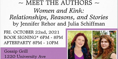 Book Signing- Women and Kink: Relationships, Reasons, and Stories tickets