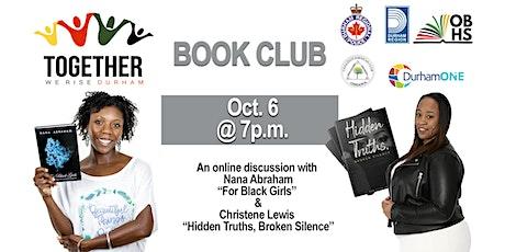 Durham Black History Month Book Club - Part 3 tickets