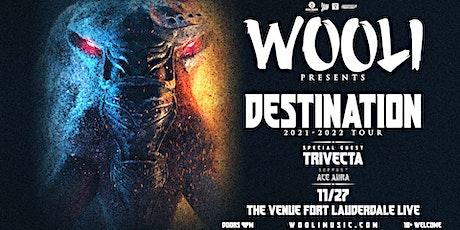 Wooli // Destination Tour tickets