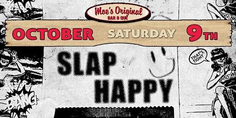 Slap Happy w/ The Nova Kicks + WIFF + Big Pinch tickets