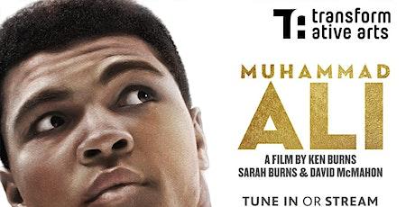 Ali to LA Exhibit Opening tickets