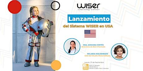 LANZAMIENTO DEL SISTEMA WISER EN USA tickets