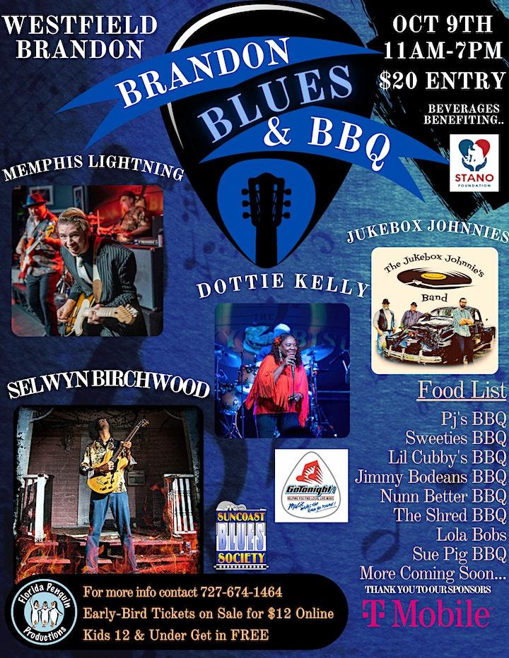 Brandon Blues & BBQ image