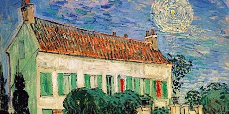 Paint Van Gogh! Holborn tickets