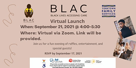 Official Virtual Launch of the BLAC Program tickets