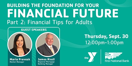 Building the Foundation for your Financial Future | Part 2 tickets