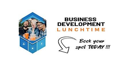 Business Development LunchTime Polska Warszawa tickets