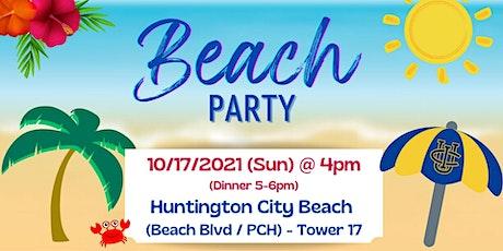 Orange County Alumni Chapter Beach Party tickets
