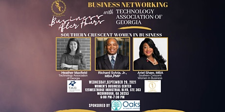 We're Back! BUSINESS AFTER HOURS! with TAG at The Women's Business Center tickets