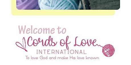 Cords of Love, International 10 Year Anniversary Celebration! tickets