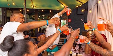 SATURDAY CARIBBEAN BRUNCH - SOHO PARK #TIMESSQUARE tickets