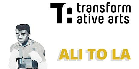 Ali to LA Public Opening Exhibit tickets