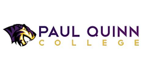 Paul Quinn College Admission Presentation tickets