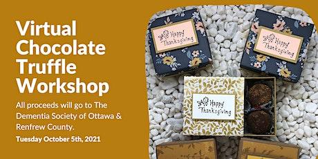 Chocolate Truffle Workshop tickets