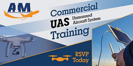AIM Philadelphia Commercial Unmanned Aircraft System Training tickets