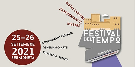Festival del Tempo 2021: visite guidate biglietti