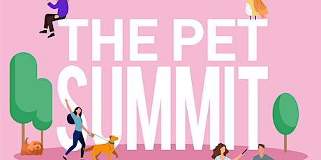 The Pet Summit tickets