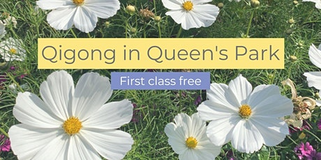 Qigong/Tai Chi in Queens park- first class is free! tickets