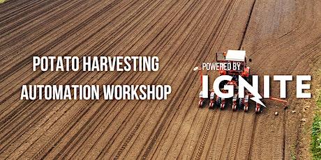Atlantic Food Automation Series - Potato Harvesting  & Processing Workshop tickets