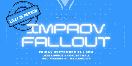 Improv Fallout tickets