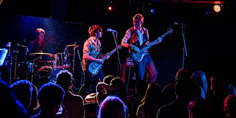 Calico Jack, Nicky Rubin, Frontier Station @ The Water Rats! tickets