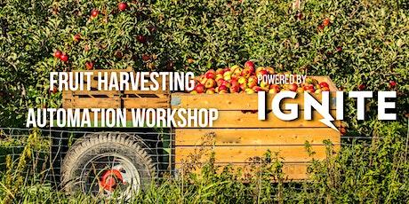 Atlantic Food Automation Series - Fruit Harvesting & Processing Workshop tickets