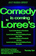 StandUp Comedy Loree's Little Shack- Rocklin tickets