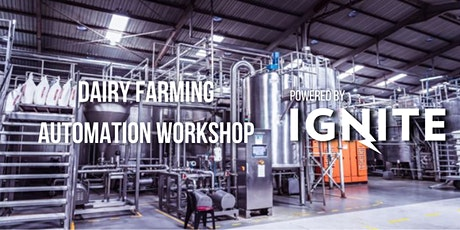 Atlantic Food Automation Series - Dairy Farming & Processing Workshop tickets