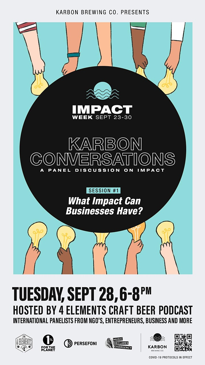 Karbon Converstaions : A Panel Discussion on IMPACT - Session #1 image