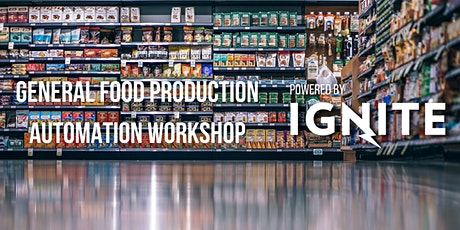 Atlantic Food Automation Series - General Food Processing Workshop tickets