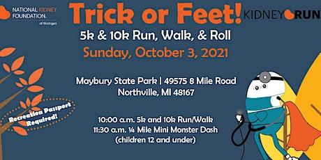 Trick or Feet Run, Walk and Roll! tickets