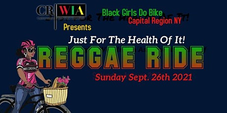 Copy of Just For The Health Of It!  REGGAE RIDE 2021 tickets
