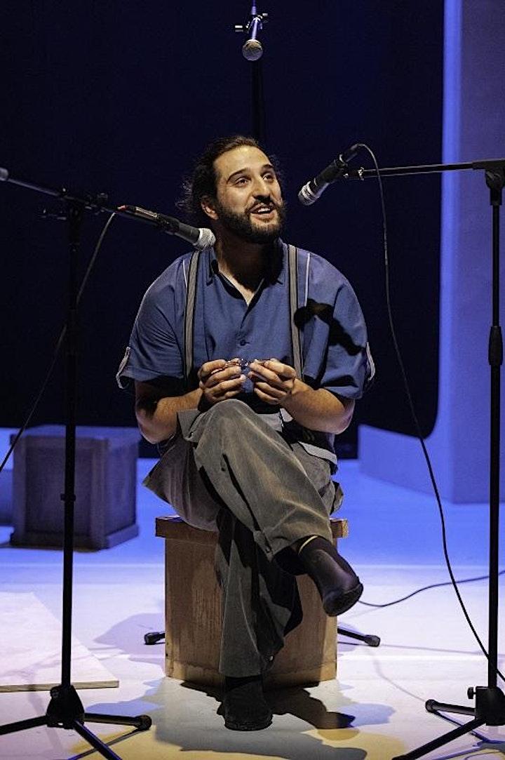 Imagen de ESPECIES LÁZARO - Teatro Art'Imagem - TEATRO