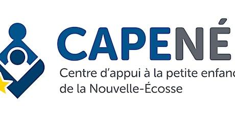 CAPENÉ - Capable, confiant et curieux - Module 2 tickets