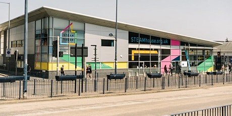STEAMhouse  Funded Programme - Pre-Application Workshop tickets