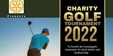 Farmingdale Charity Golf tickets
