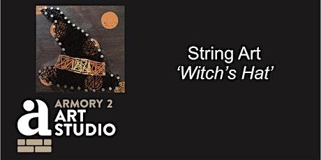 String Art - Witch's Hat tickets