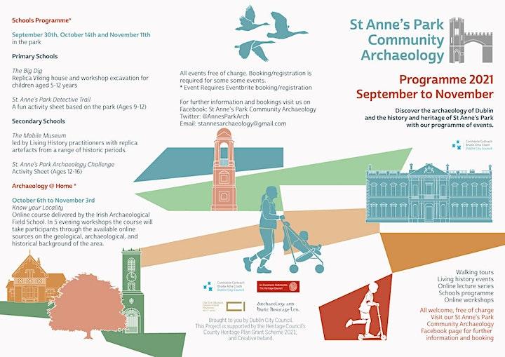 St Anne's Park Community Archaeology image
