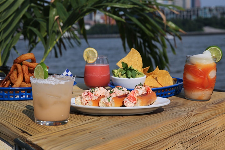 """MONDAYS: """"WINE & DINE"""" ON THE WATER @ WATERMARK w/HAPPY HOUR & $1 OYSTERS image"""