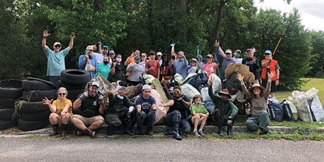 Moncrief Creek  Clean-up with St. Johns River Keeper tickets