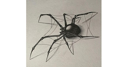 Art After Dinner Workshop: Spider drawing tickets
