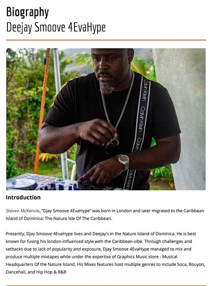 Dominica and Creole Culture #CelebratingCaribbeanCulture image