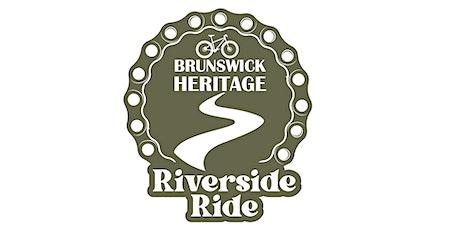 Inaugural Brunswick Heritage Riverside Ride tickets