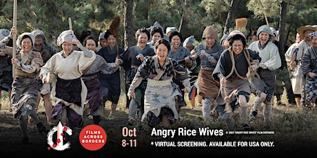 Virtual Screening - Films Across Borders: Angry Rice Wives tickets