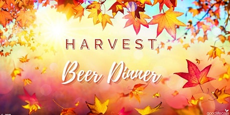 Harvest Beer Dinner tickets