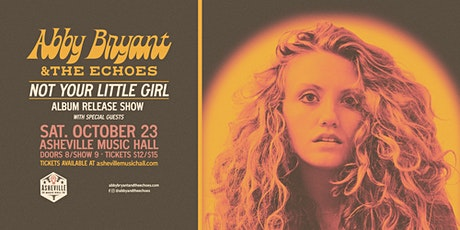 Abby Bryant & The Echoes Album Release Show at Asheville Music Hall tickets